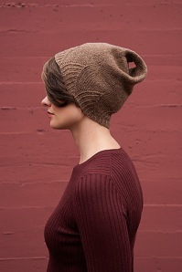 Shibui Knits Peak Hat by Susan Lawrence and I love it!